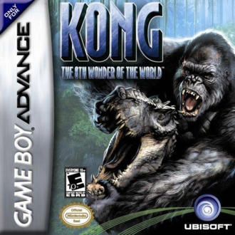 Kong: The 8th Wonder of the World (Game Boy Advance)