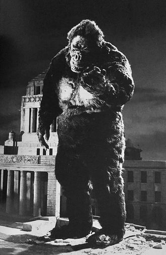 King Kong in King Kong vs. Godzilla