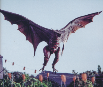 Gyaos in Gamera: Guardian of the Universe