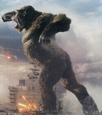 King Kong in Godzilla vs. Kong