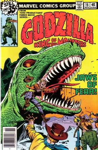 Cover of issue #16 by Herb Trimpe