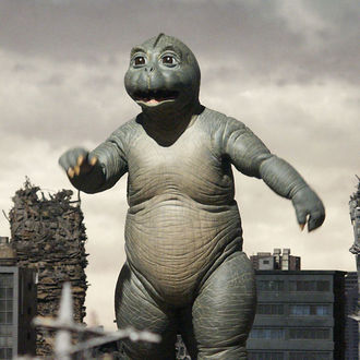 Minilla in Godzilla: Final Wars